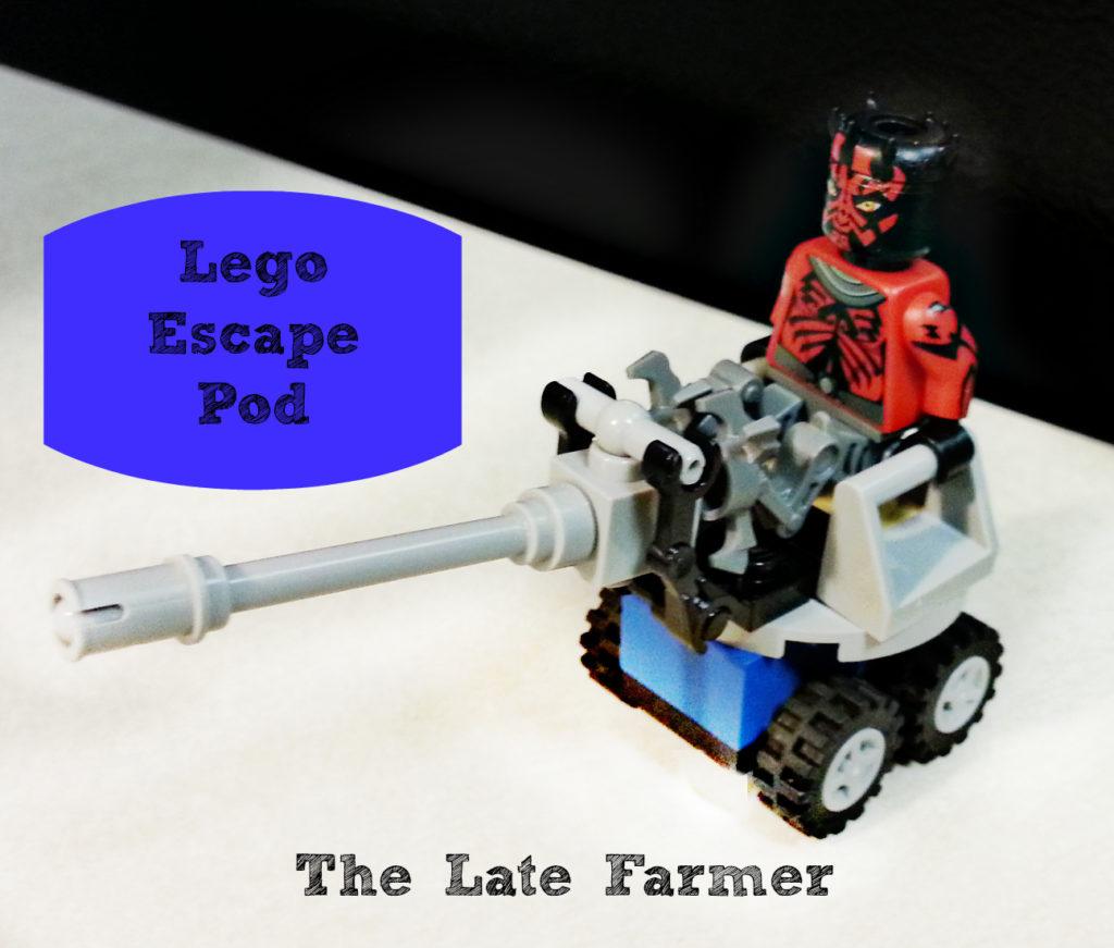 LegoEscapePod
