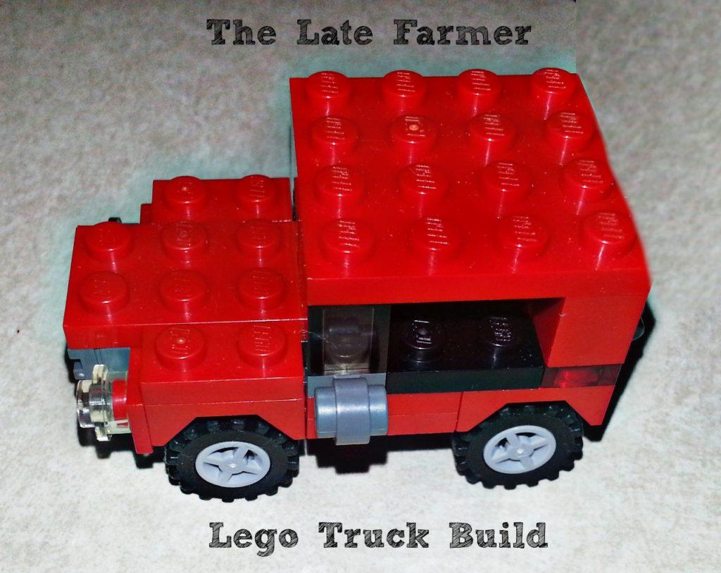 LegoTruck