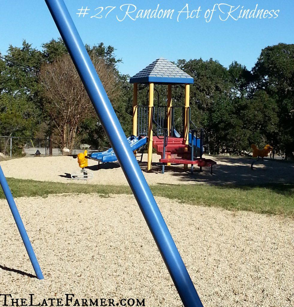 #27 Random Act of Kindness - TheLateFarmer.com