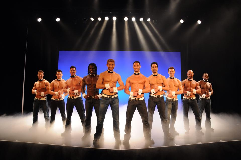 Chippendales - On Stage - Las Vegas