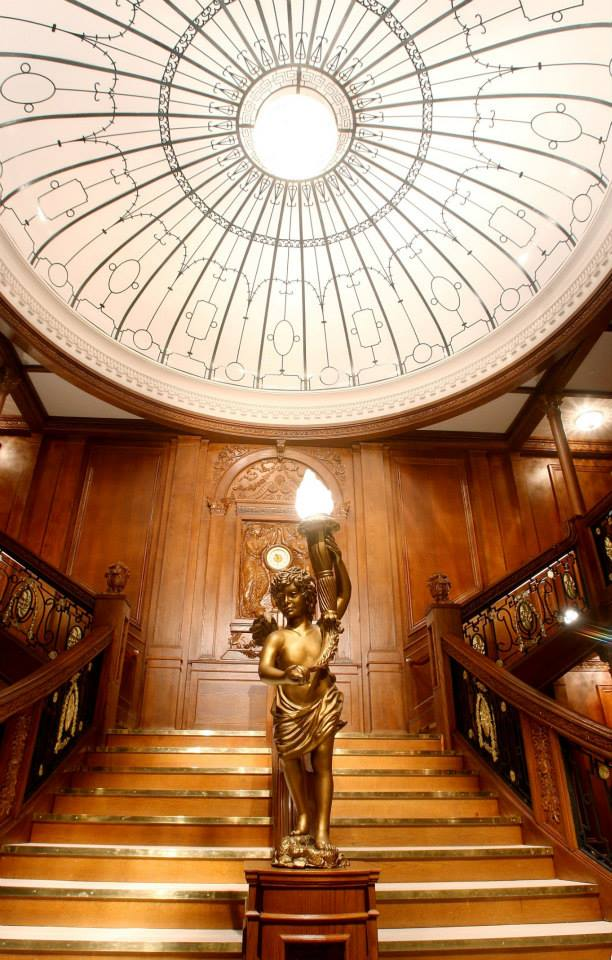 Grand Staircase of Titanic