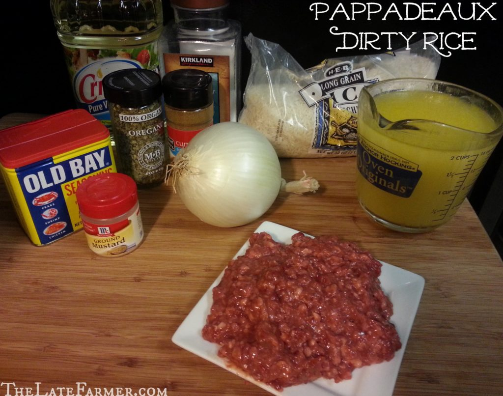 Pappadeaux Dirty Rice - TheLateFarmer.com Copycat Recipe