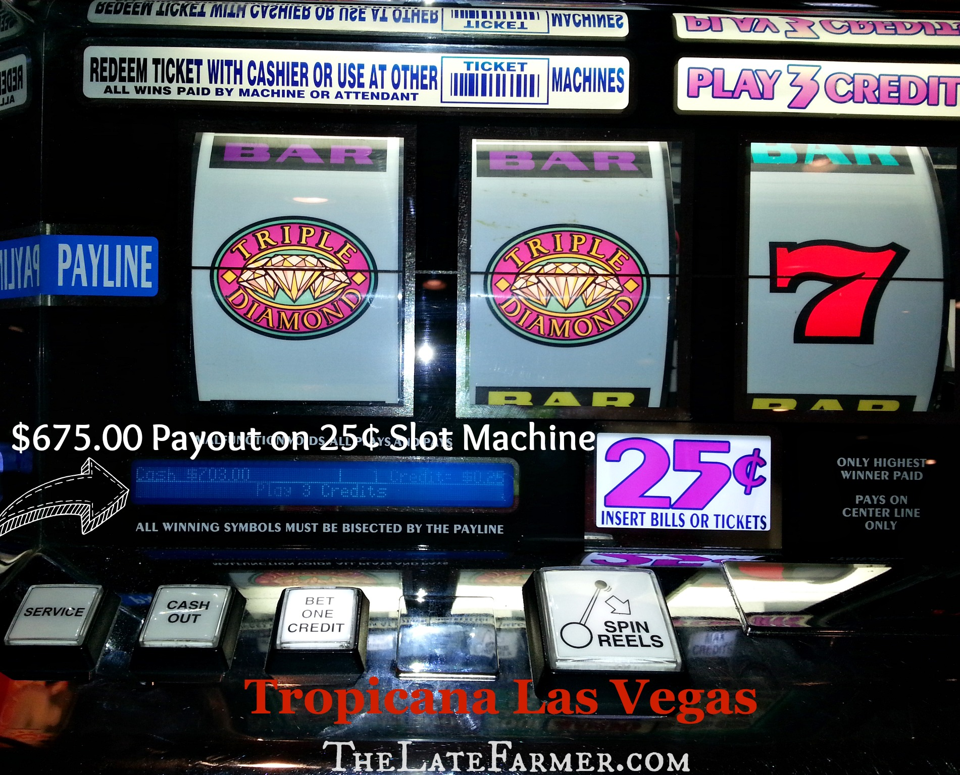 best casino for slots las vegas