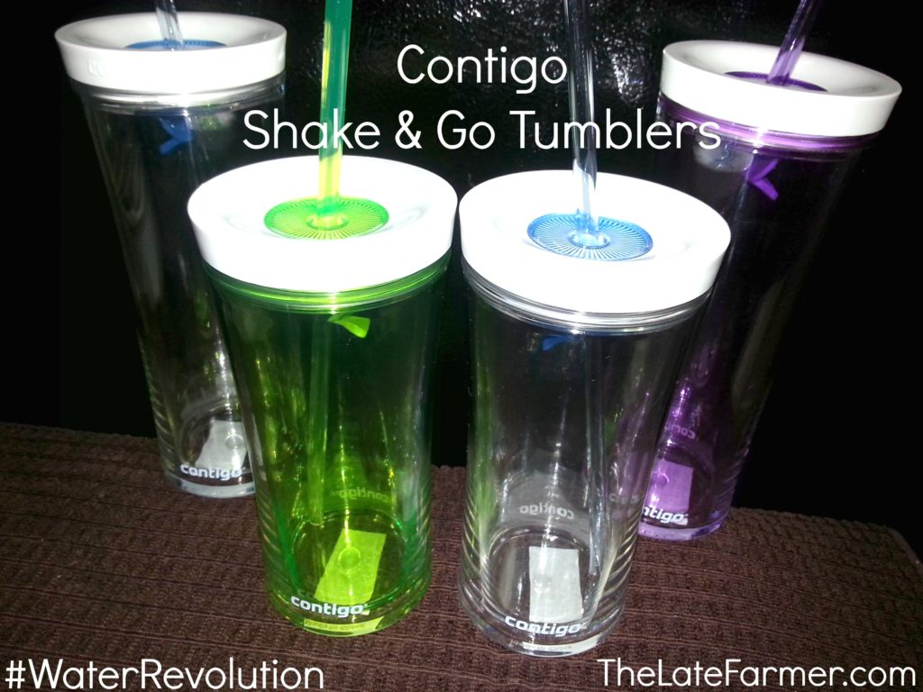 Contigo Shake & Go Tumblers - TheLateFarmer.com